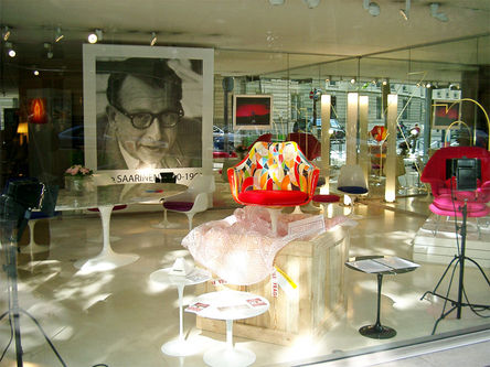 Show Room Knoll Paris
