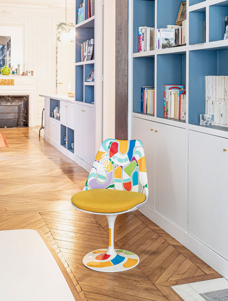 Chaise Saarinen Knoll by Schiepan
