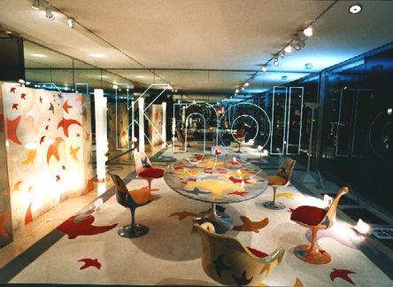 Show-room Knoll Paris