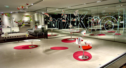 Show-room Knoll Paris