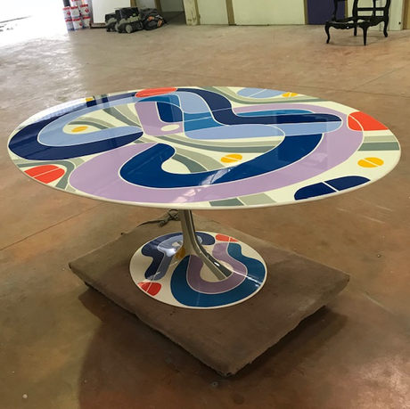 Table Saarinen Knoll