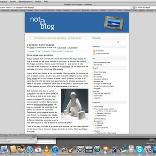 Blog notablog