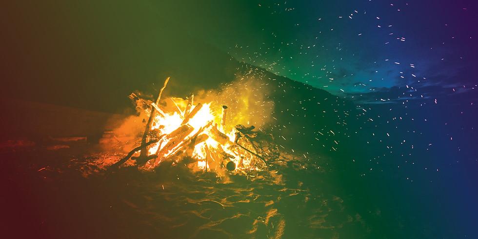Pride Weekend Bonfire Kickoff