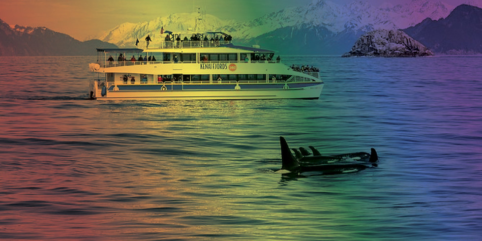 Rainbows Over Resurrection Bay Cruise with Kenai Fjords Tours