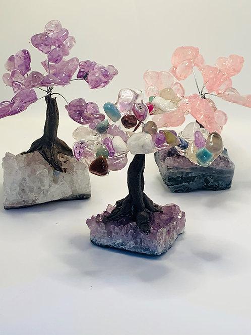 Gemstone Trees