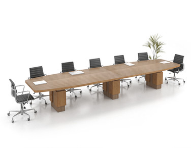 12 Person Conference Table