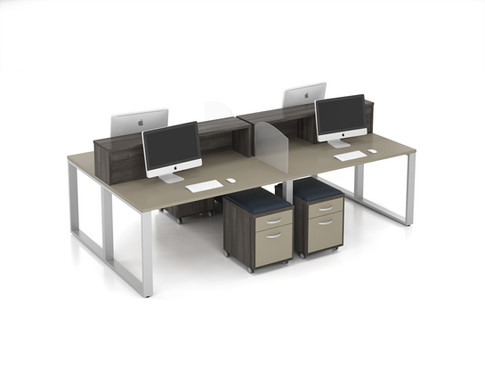 4 Person Benching Station