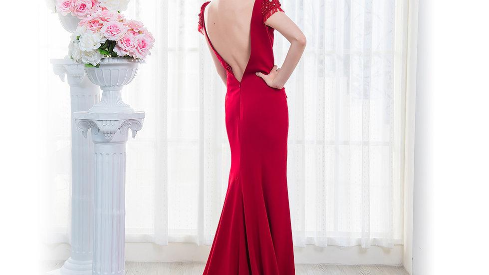 Angelina wedding設計款-Linda