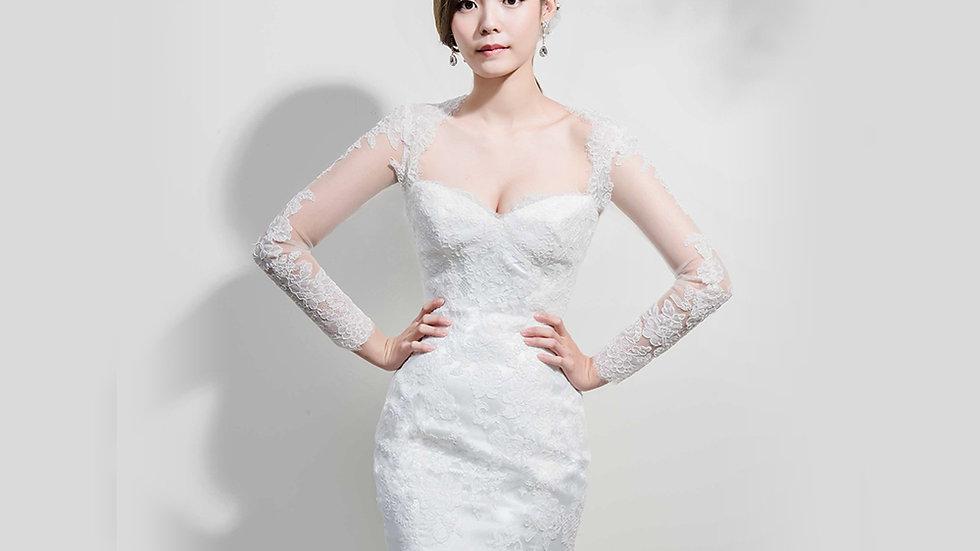 Clara-Angelina wedding設計款