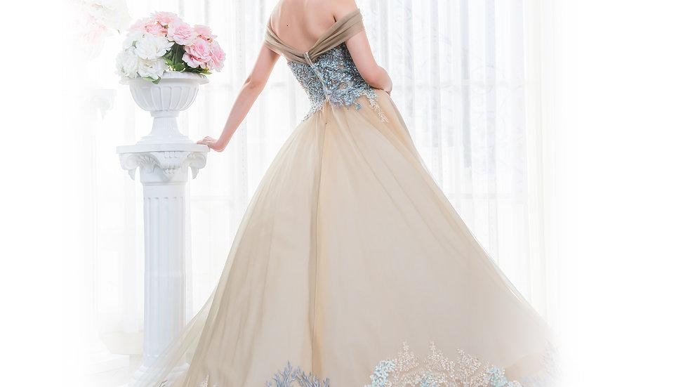 Angelina wedding設計款-Patricia