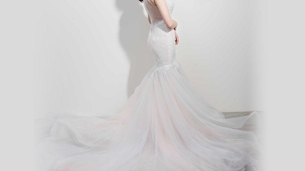 Bonnie-Angelina wedding設計款