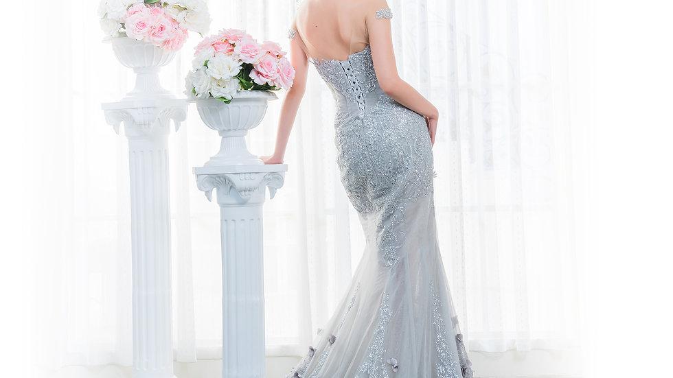 Angelina wedding設計款-Karen