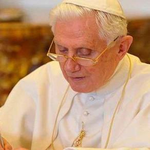 Opinión sobre las declaraciones de Benedicto XVI