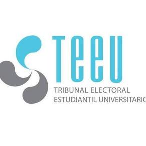 ¿Qué dice el EOFEUCR acerca del Tribunal Electoral Estudiantil Universitario (TEEU)?