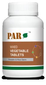Mixed Vegetable - Pumpkin & Rice Germ
