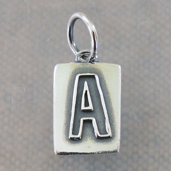 REVERSIBLE LETTER CHARM A3
