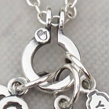 CHAIN & CARRIER RING