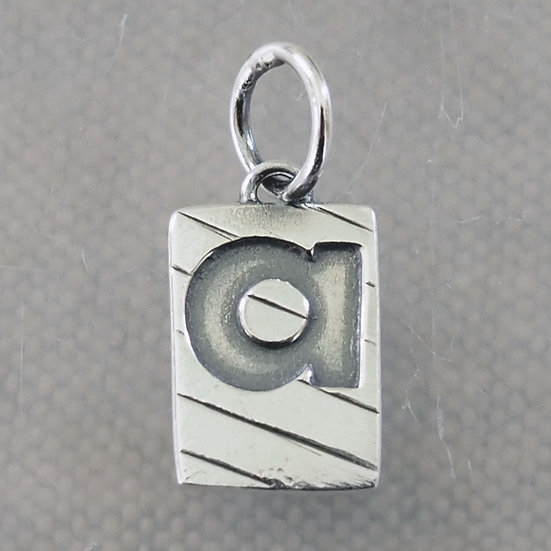 REVERSIBLE LETTER CHARM A2