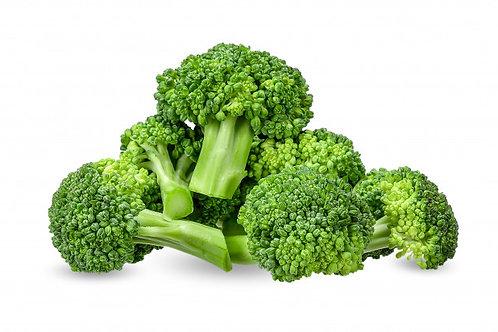 Raw Cream of Broccoli Soup