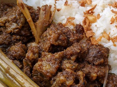 Beef Short Rib Rendang (1 x 650ml)