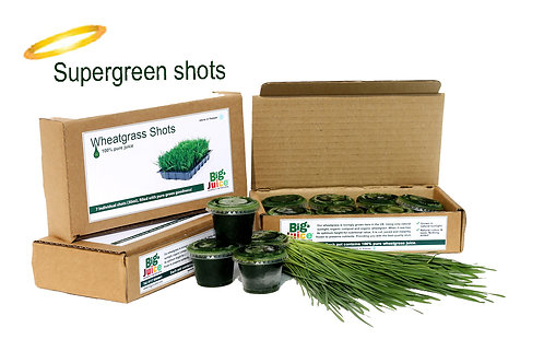 SuperGreen shots