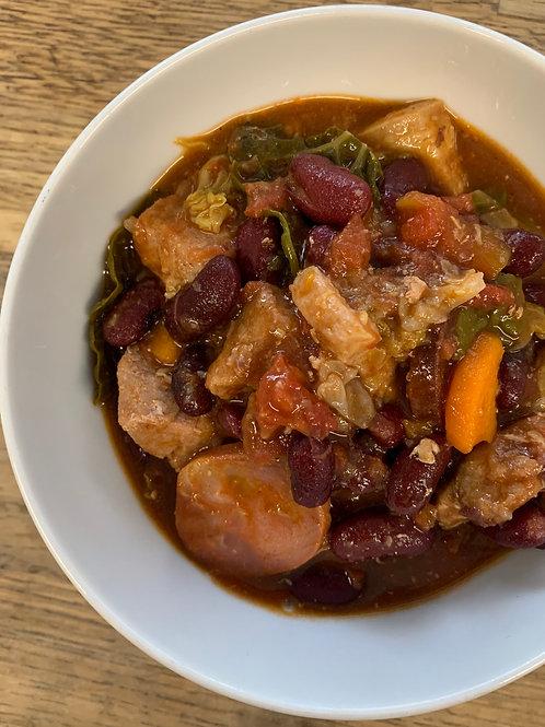 Red Bean & Pork (1 x 650ml)