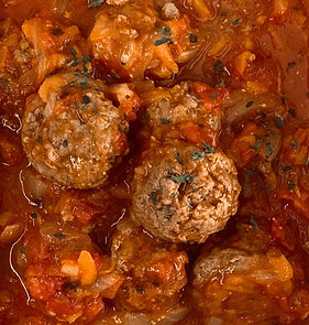 Marinated Meatballs (1 x 650ml)
