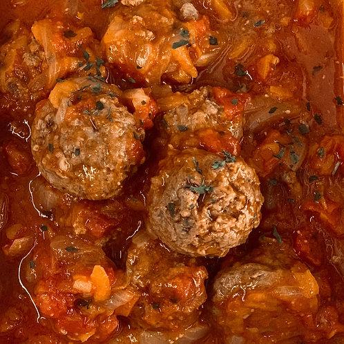 Marinated Meatballs (1 x 650ml)