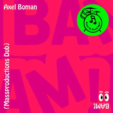 Axel Boman - Bam!