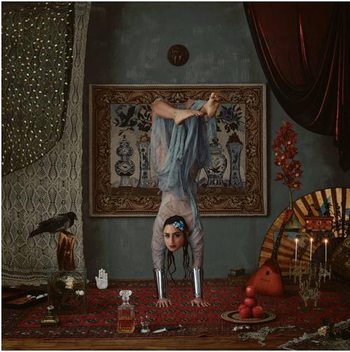Nadia Tehran - Tell Nobody