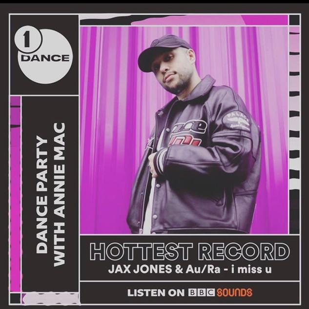 Jax Jones Hottest Record