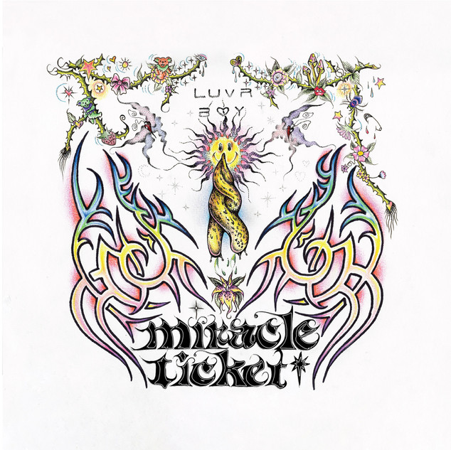 Luvr Boy -Miracle Ticket
