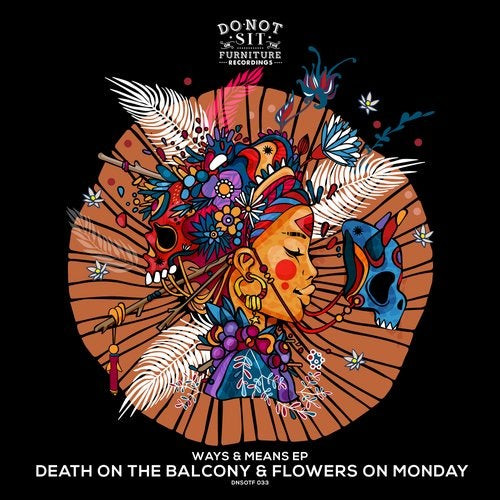 Death On The Balcony - Ways & Means EP
