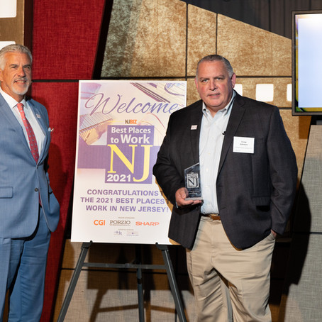 NJBIZ Names HFA One of the Best Places to Work in NJ