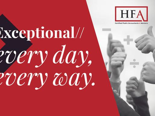 HFA Unveils New Vision