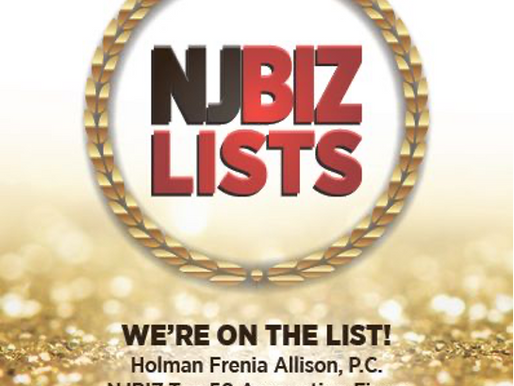 NJBIZ names HFA one of top 50 Accounting Firms