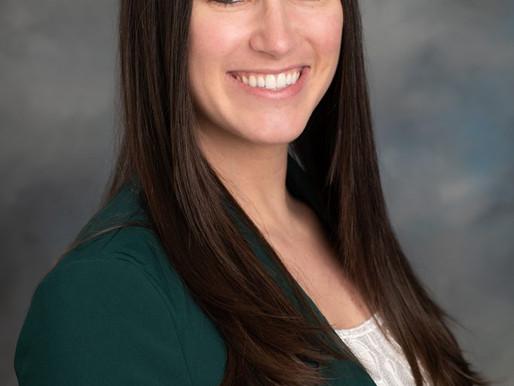Ashley Ackerman Receives 2021 NJCPA Ovation Award