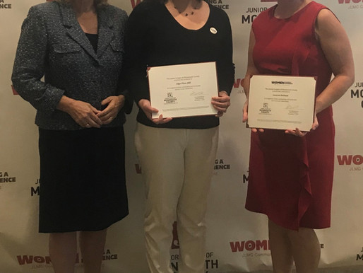 Lauren M. Holman, HFA Partner, Honored by the Junior League of Monmouth County