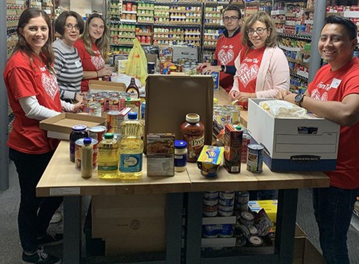 HFA Gives Back to 5 Local Nonprofits