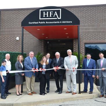 Holman Frenia Allison, P.C. (HFA) Celebrates its 25th Anniversary and Move Into New Building