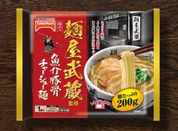 テーブルマーク / 麺屋武蔵監修 魚介豚骨チャーシュー麺