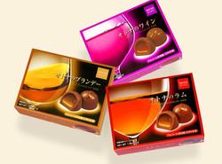 名糖産業 / オトナのチョコレート