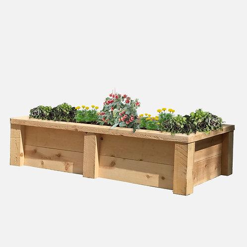 """Planter Box: 51"""" W x 27"""" D x 13"""" H"""