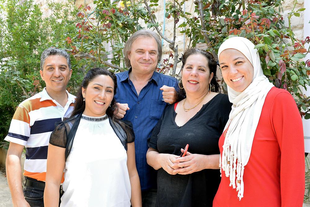 Theatre Day Productions Jerusalem Team