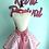 Thumbnail: Who Loves You Owl Circle Skirt Retro Apron