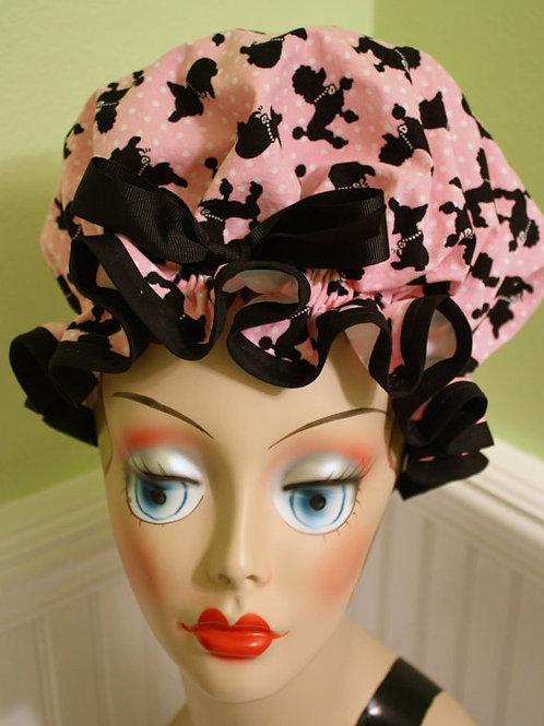 Fifi Pink Shower Cap