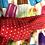 Thumbnail: Popsicles Retro Circle Skirt Apron