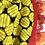 Thumbnail: Hamburger Pickles Retro Circle Skirt Apron