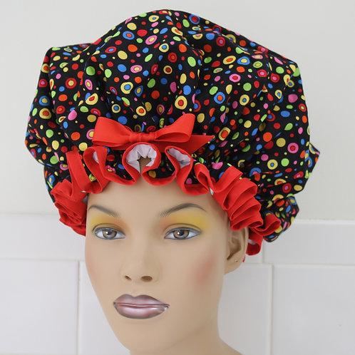 Pop Dots XL Sleep Bonnet