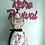 Thumbnail: Perk Up Coffee Themed Retro Apron